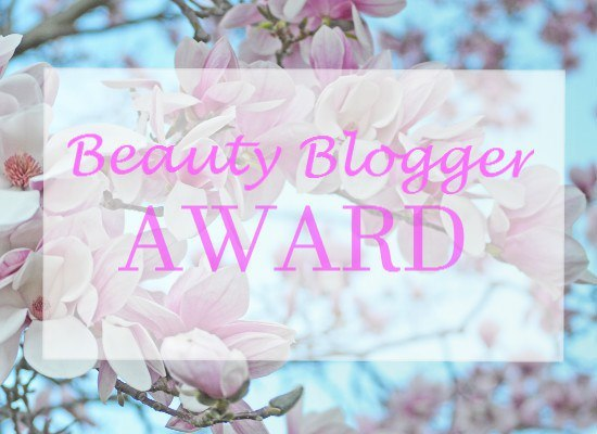 beautyblogger-award