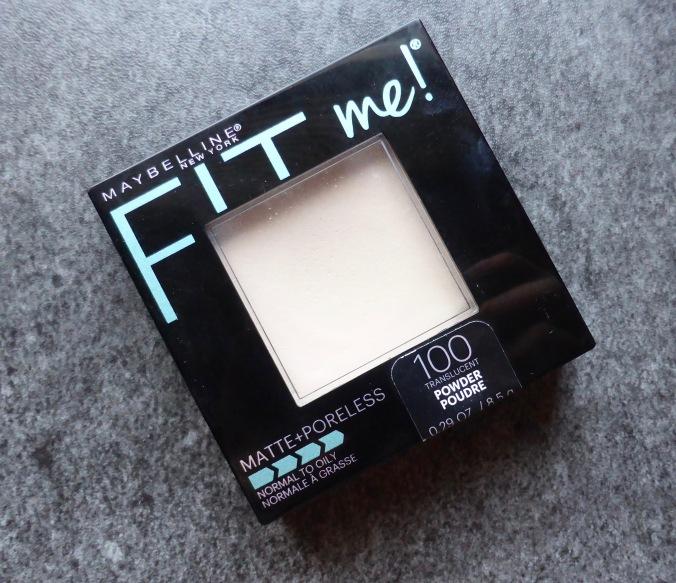 Maybelline FitMe Matte + Poreless