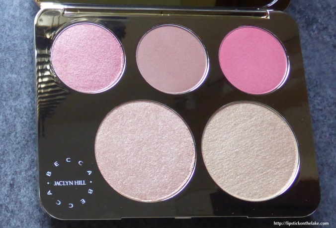 Becca x Jaclyn Hill Champagne Collection Face Palette 1