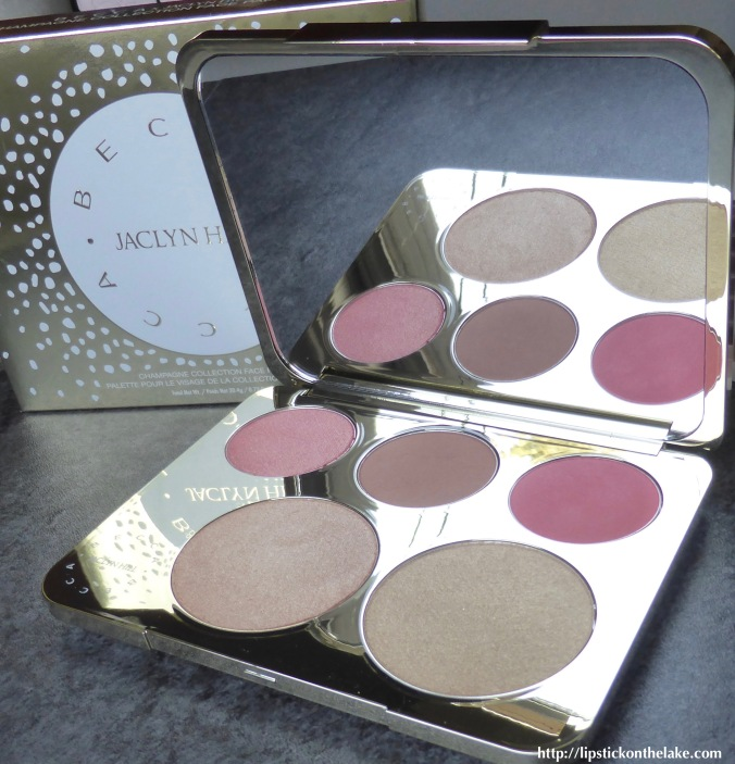 Becca x Jaclyn Hill Champagne Collection Face Palette 2