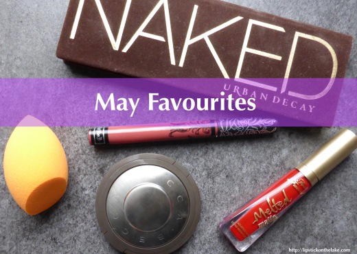 May-Favourites-Urban-Decay-Becca-Too-Faced-Kat-Von-D