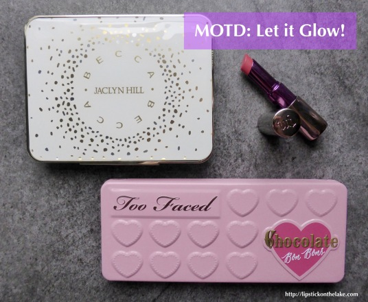 MOTD Becca Prosecco Pop, Too Faced Chocolate Bon Bons