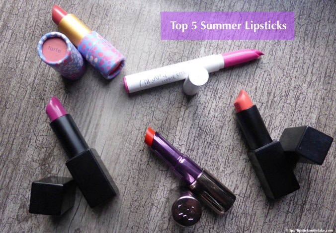 Summer-Lipsticks