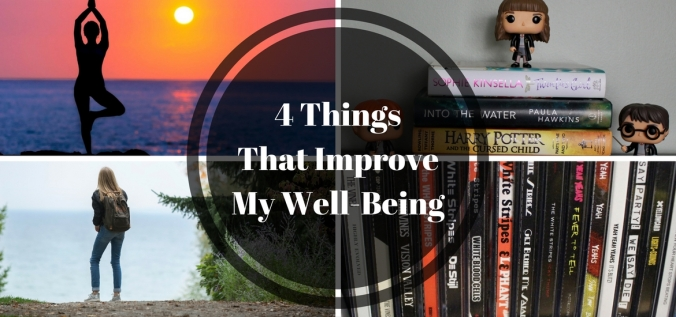 Improve my well-being