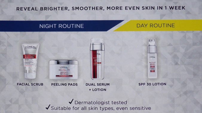 loreal-revitalift-bright-reveal-instructions