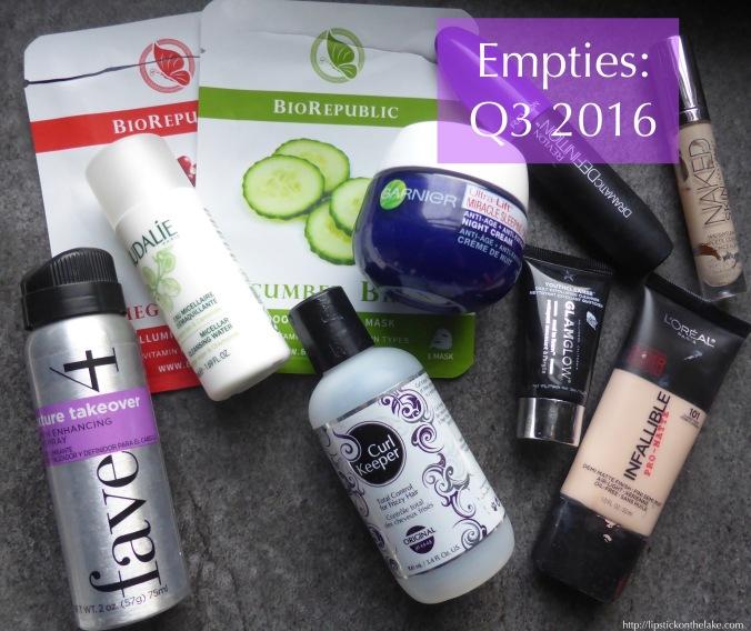 empties-q3-2016