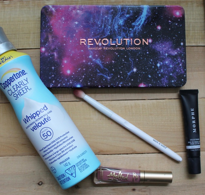 August Favourites: Makeup & More!
