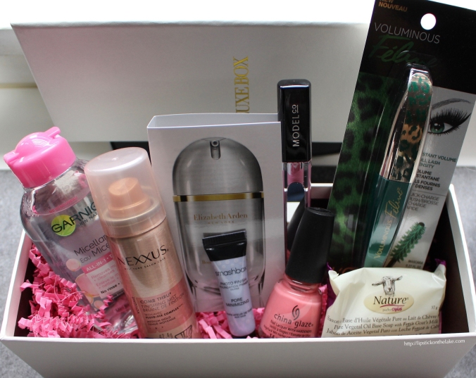 Luxe Box Refresh and Reset