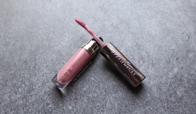 Urban Decay Liquid Lipstick Backtalk