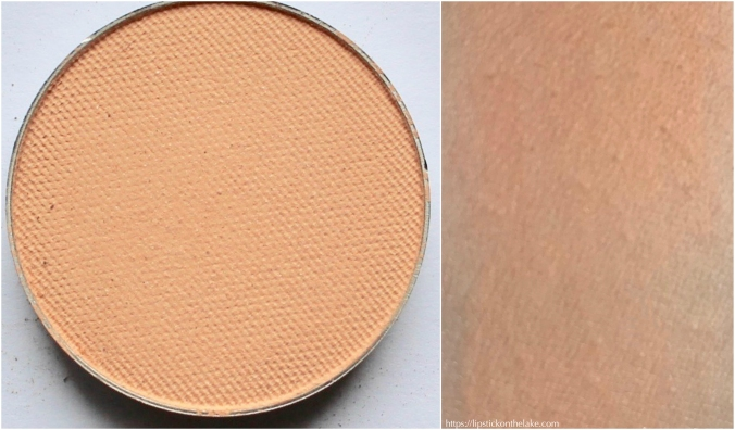 Makeup Geek Peach Smoothie