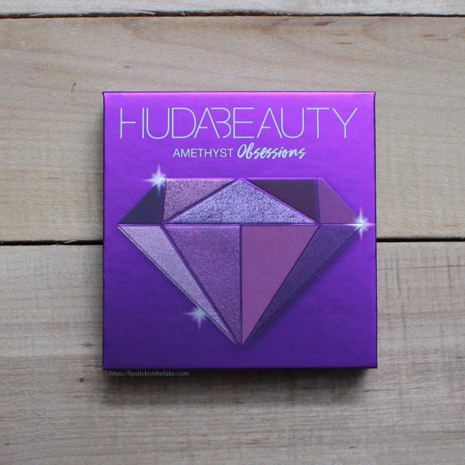 Huda Beauty Amethyst Obsessions