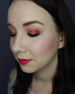 Makeup Revolution Reloaded Neutrals 2 Palette Makeup Look
