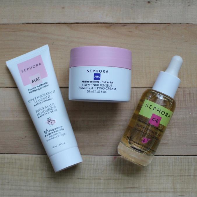 Sephora Brand Skincare