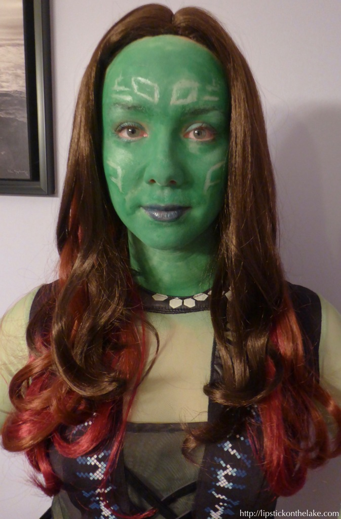 gamora halloween costume