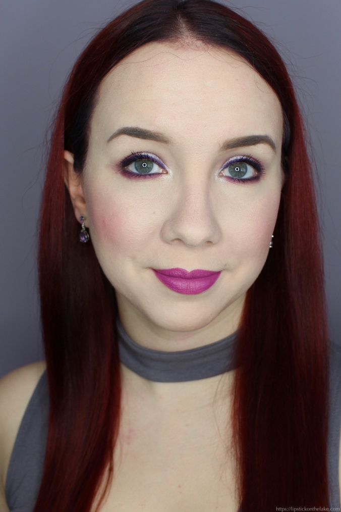 Date Night Makeup Look Violet Voss Ride or Die Palette