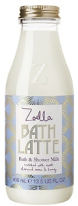 Zoella Bath Latte