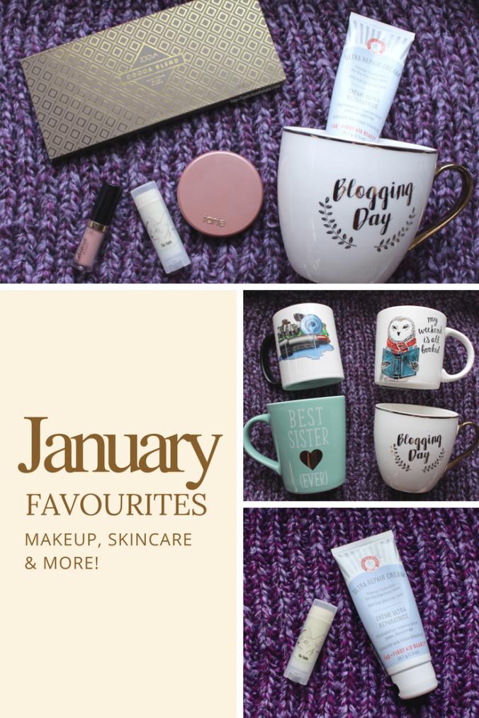 January Favourites 2018
