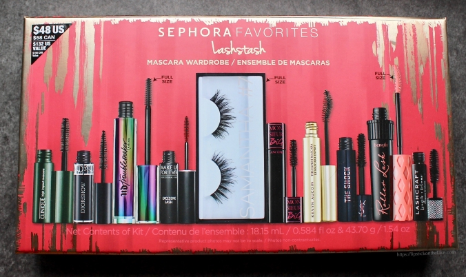 Sephora Favourites Lashstash