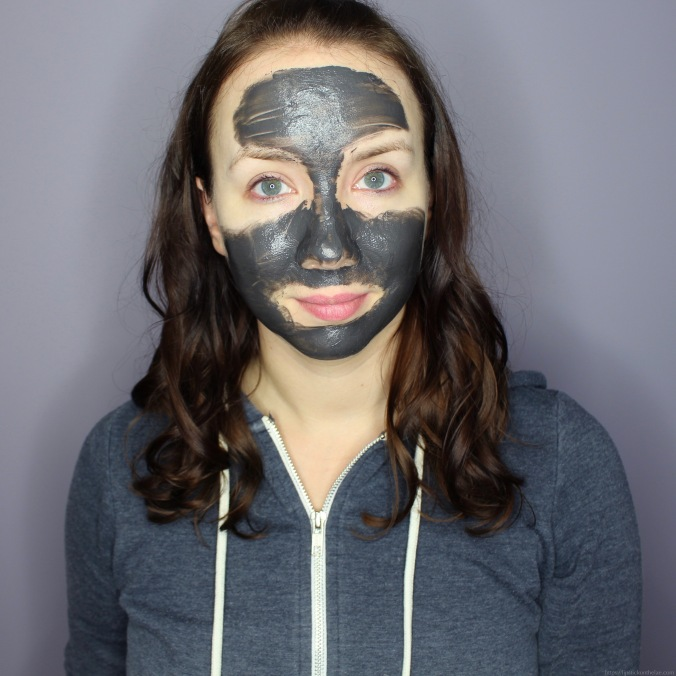 Vichy Charcoal Mask