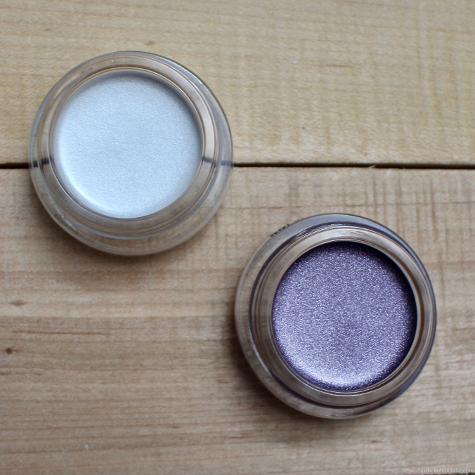 Revlon Colorstay Creme Eyeshadow 740 & 750