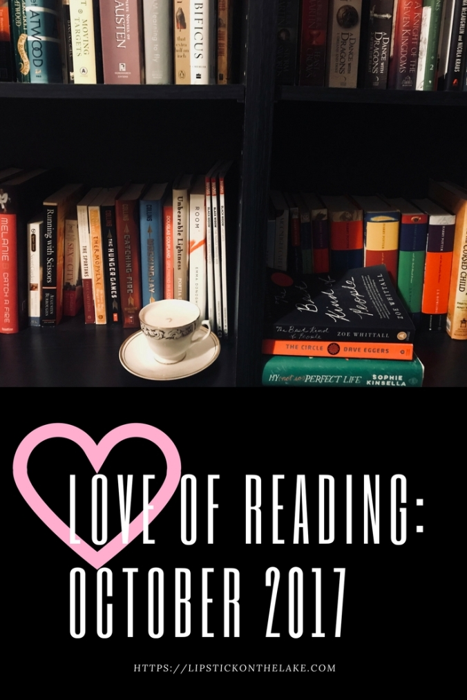 Love of Reading October