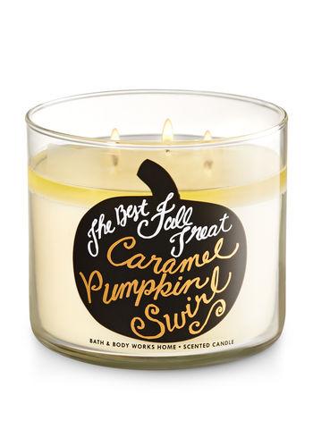 BBW Caramel Pumpkin Swirl
