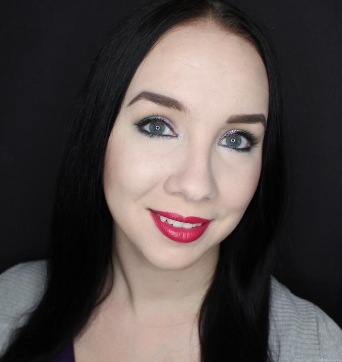 Little Mermaid Inspired Makeup Look