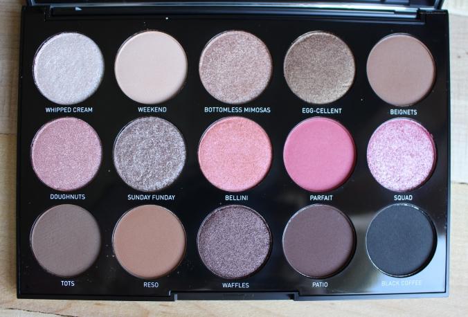 Morphe 15B Brunch Babe Palette