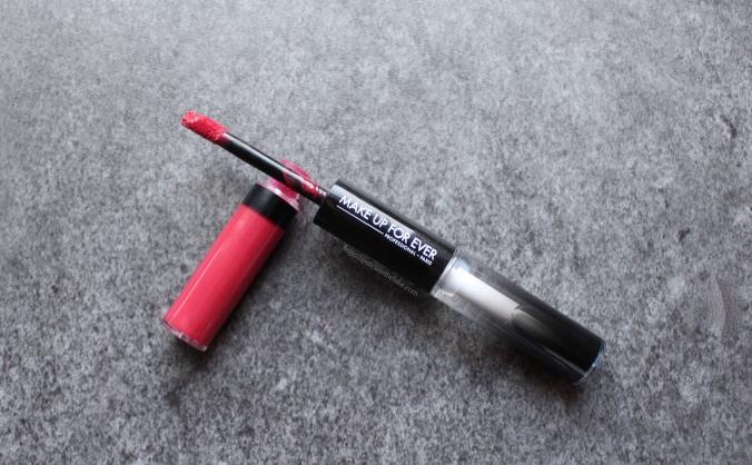 Make Up For Ever Aqua Rouge Pomegranate Pink