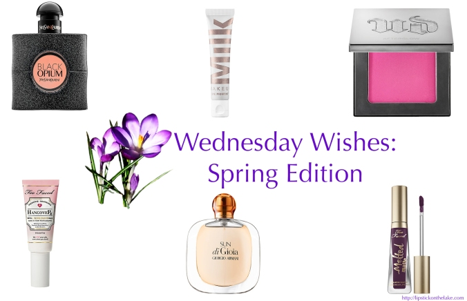 Wednesday Wishes Spring VIB Sale