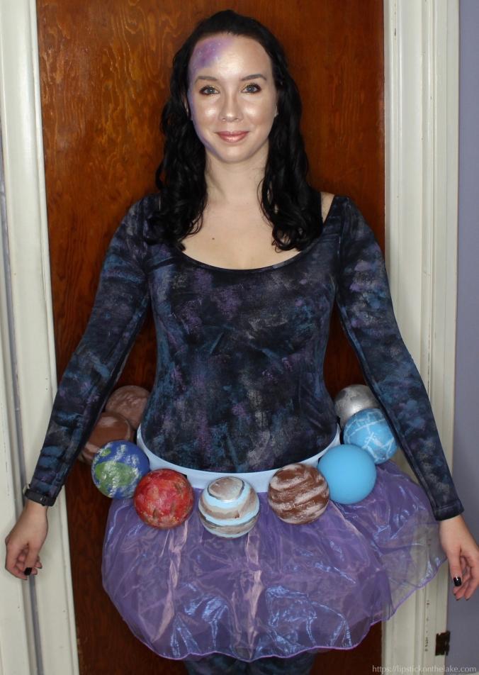 Galaxy Costume