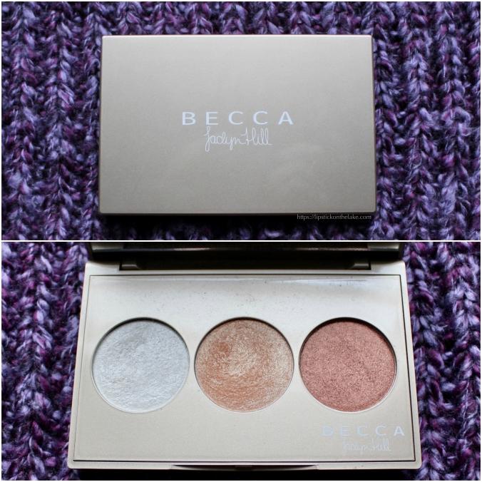 Becca x Jaclyn Hill Champagne Glow Palette