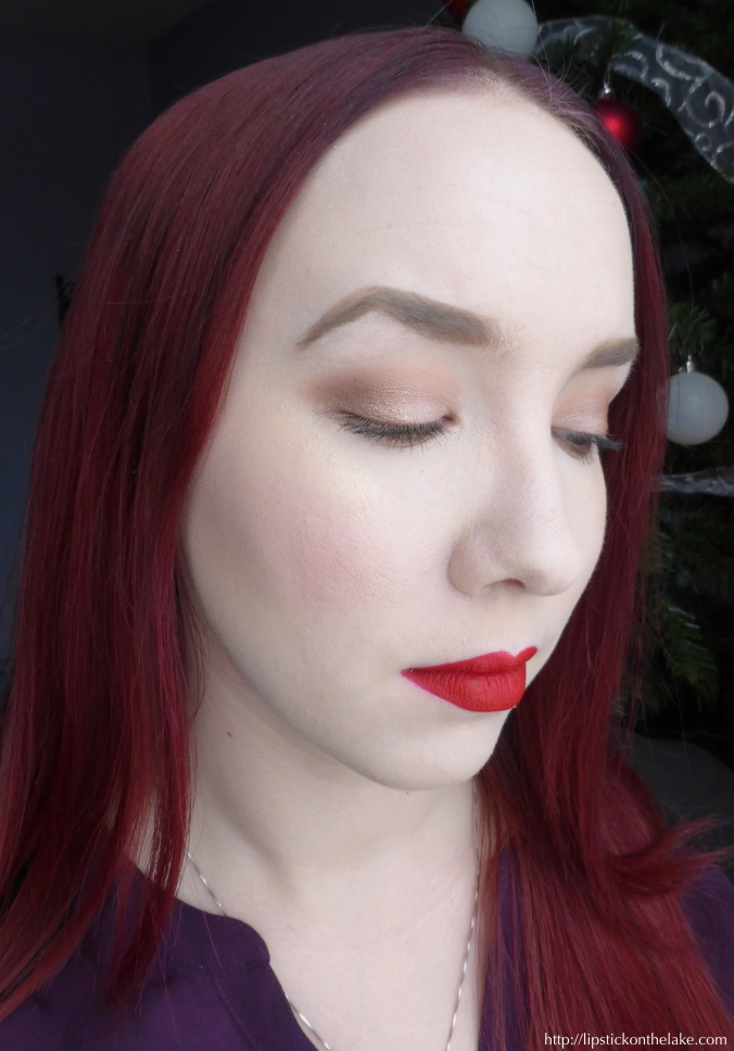 Classic Red Lip Too Faced Lady Balls