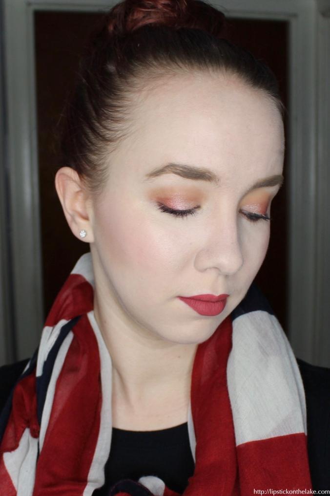 Morphe 35O Makeup Look