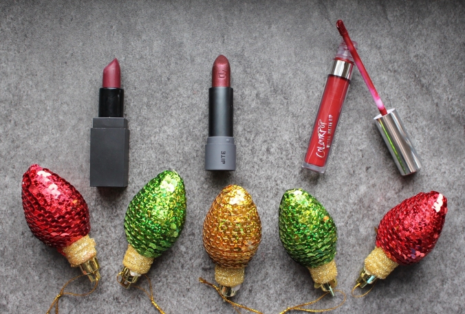 Festive Lipstick