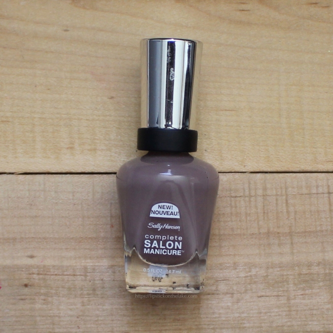 Sally Hansen Commander in Chic
