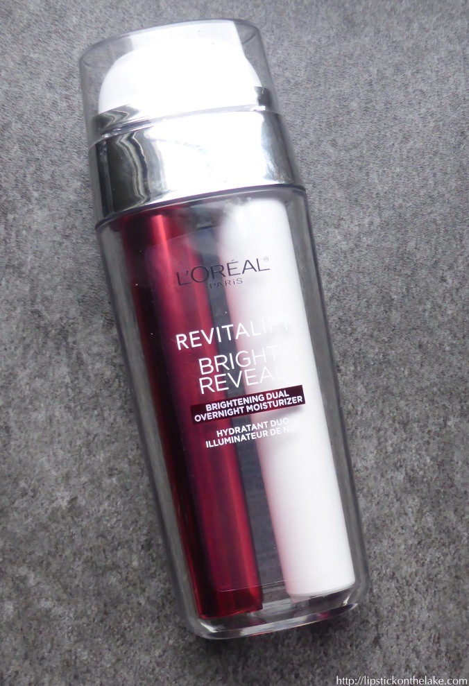 loreal-revitalift-bright-reveal-brightening-dual-overnight-moisturizer