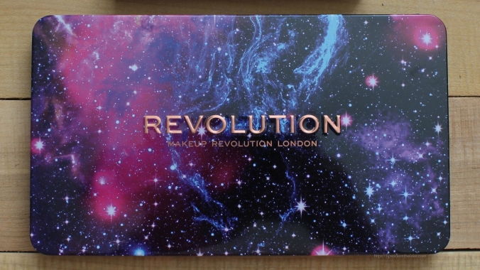 Makeup Revolution Constellation Palette Packaging