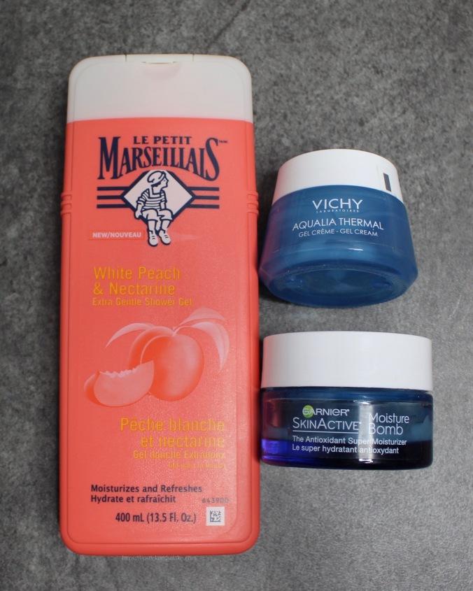 Q3 Empties Skincare