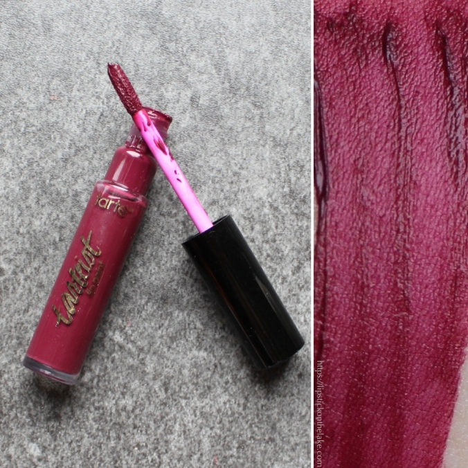 Vampy Lipsticks Tarteist Creamy Matte Lip Paint Hangry
