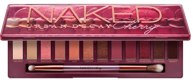 Urban Decay Naked Cherry Palette