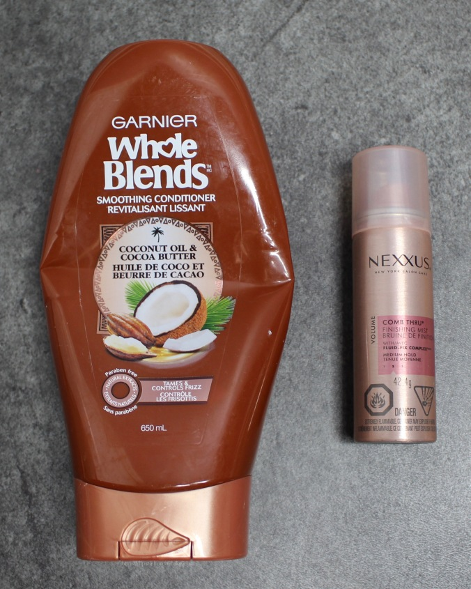 Q3 Empties Haircare