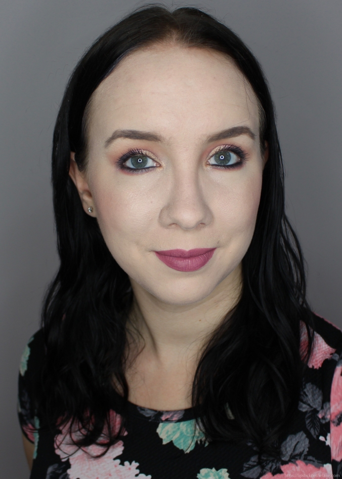 Anastasia Beverly Hills Norvina Palette Makeup Look