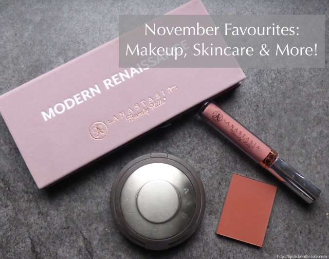 november-favourites