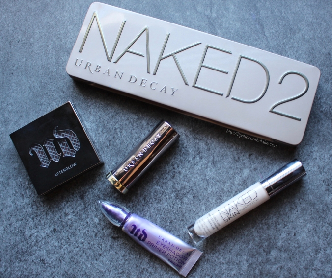 Urban Decay Favourites