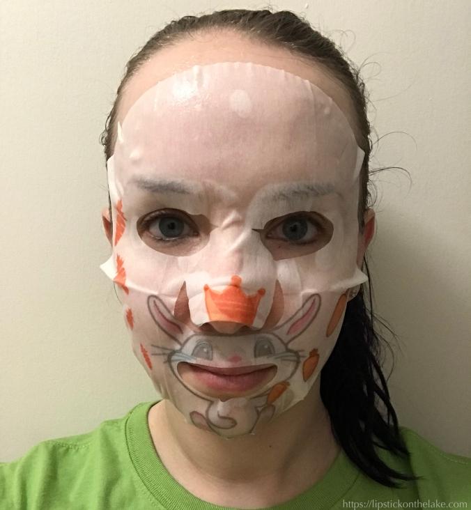 SNP Rabbit Brightening Mask