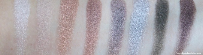 Lorac-Pro-2-Shimmers-Swatch