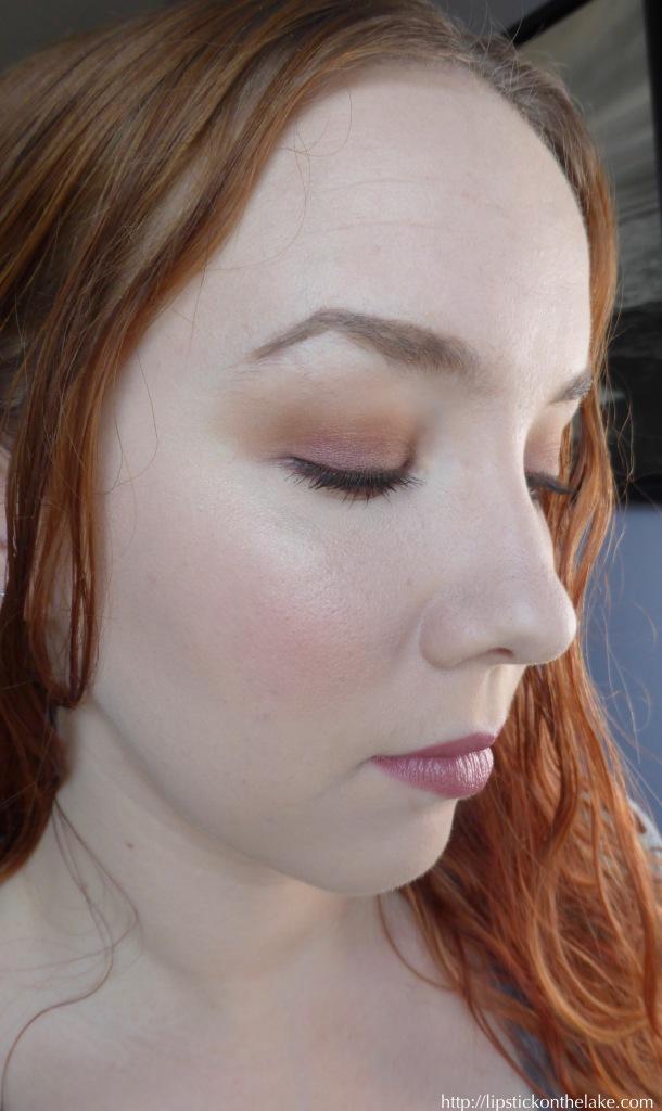 Morphe x Kathleenlights Eye Shadow Palette Makeup Look