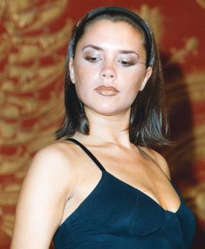 dark lip liner 1990s