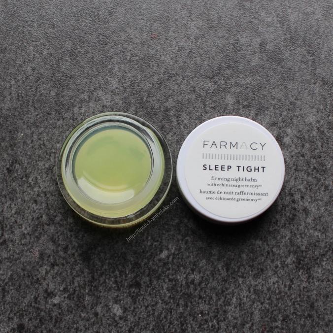 Farmacy Sleep Tight Night Balm